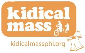 Kidical Mass Philadelphia logo