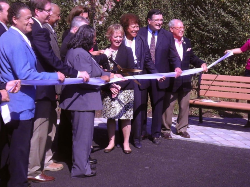 The Recreational Trails Program has helped build the Lawrence Hopewell Trail in Mercer County