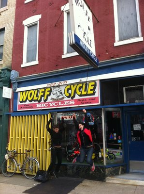 wolf cycles