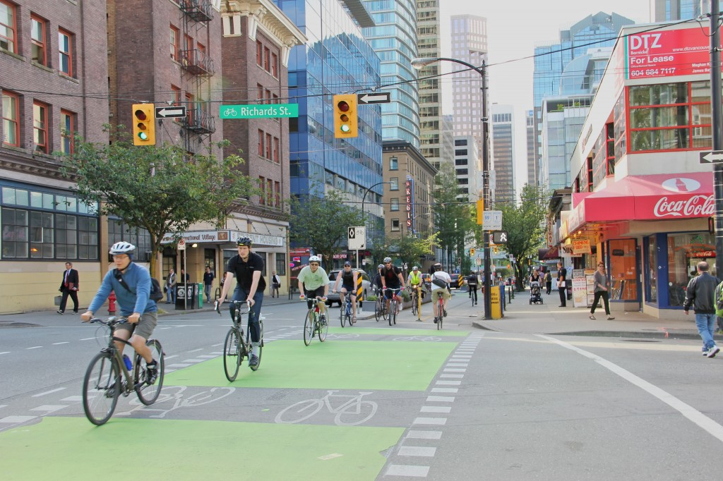 Bicycles are Business: What Research Says About Bicycling's Economic Benefits