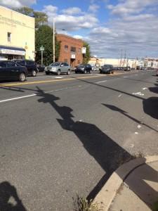 Washington Ave at 17th