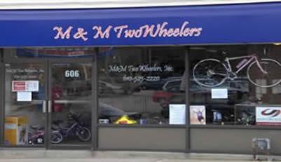M&MTwoWheelers Storefront