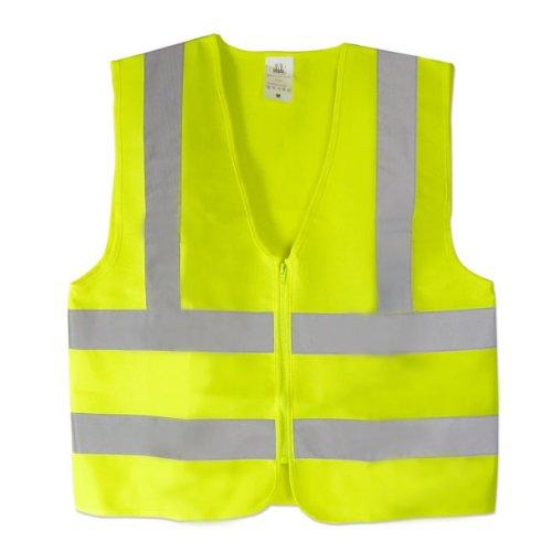 A reflective vest