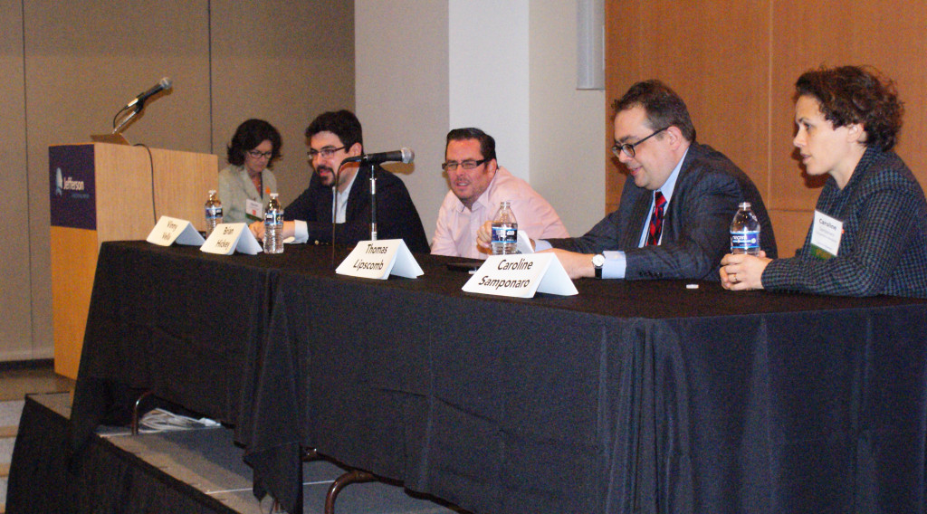 There were numerous panels at Vision Zero Philadelphia, including one about using crash data.
