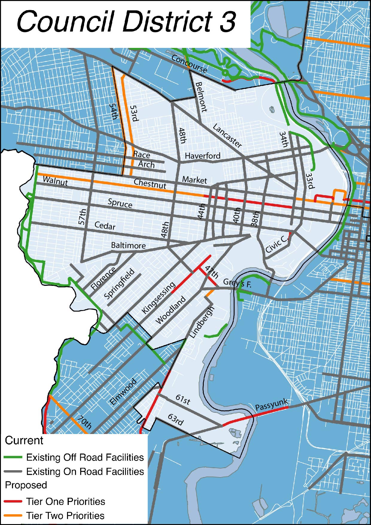 district 3 bicycle coalition of greater philadelphia