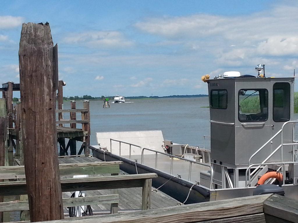 Delafort Ferry