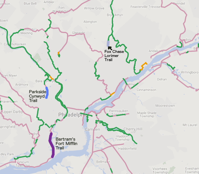 TCDI Feasibility Studies and the Circuit Trails