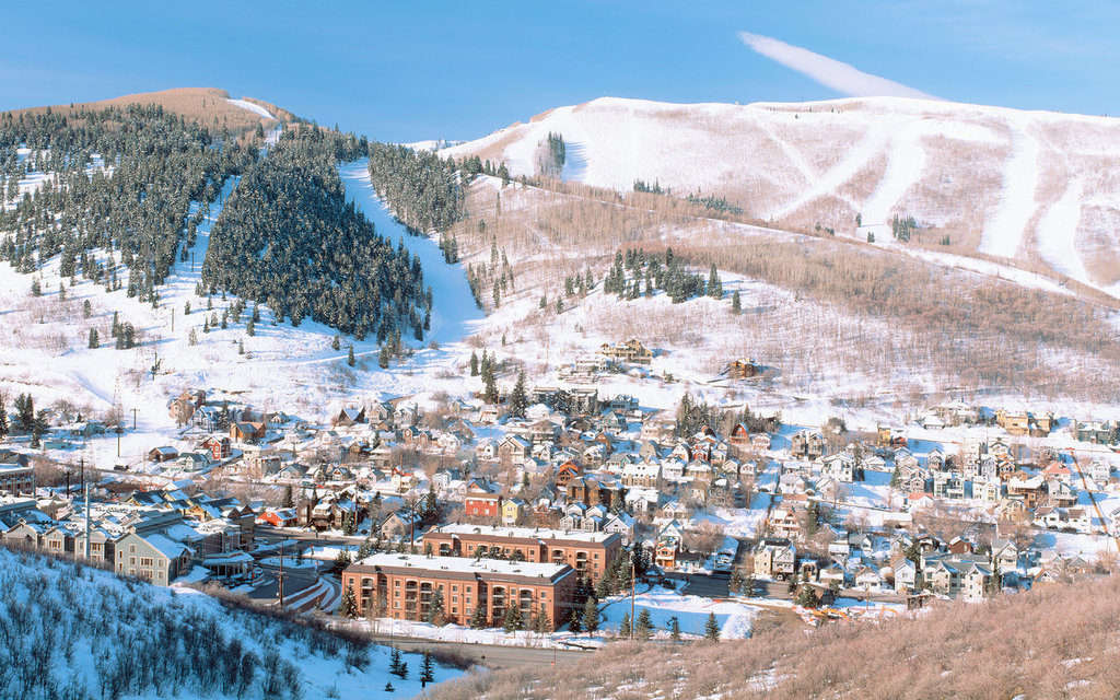 A long weekend stay in Park City, Utah for 10 - estimated value of $2500