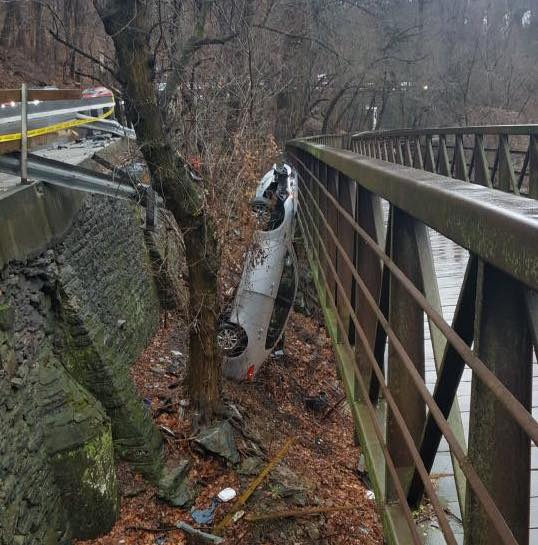 Wissahickon Path Reopens After Terrible Lincoln Drive Crash